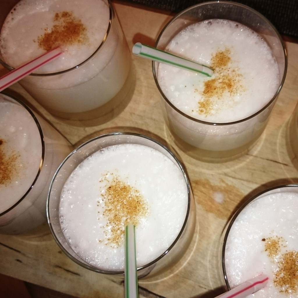 Selbstgemachter Pisco Sour